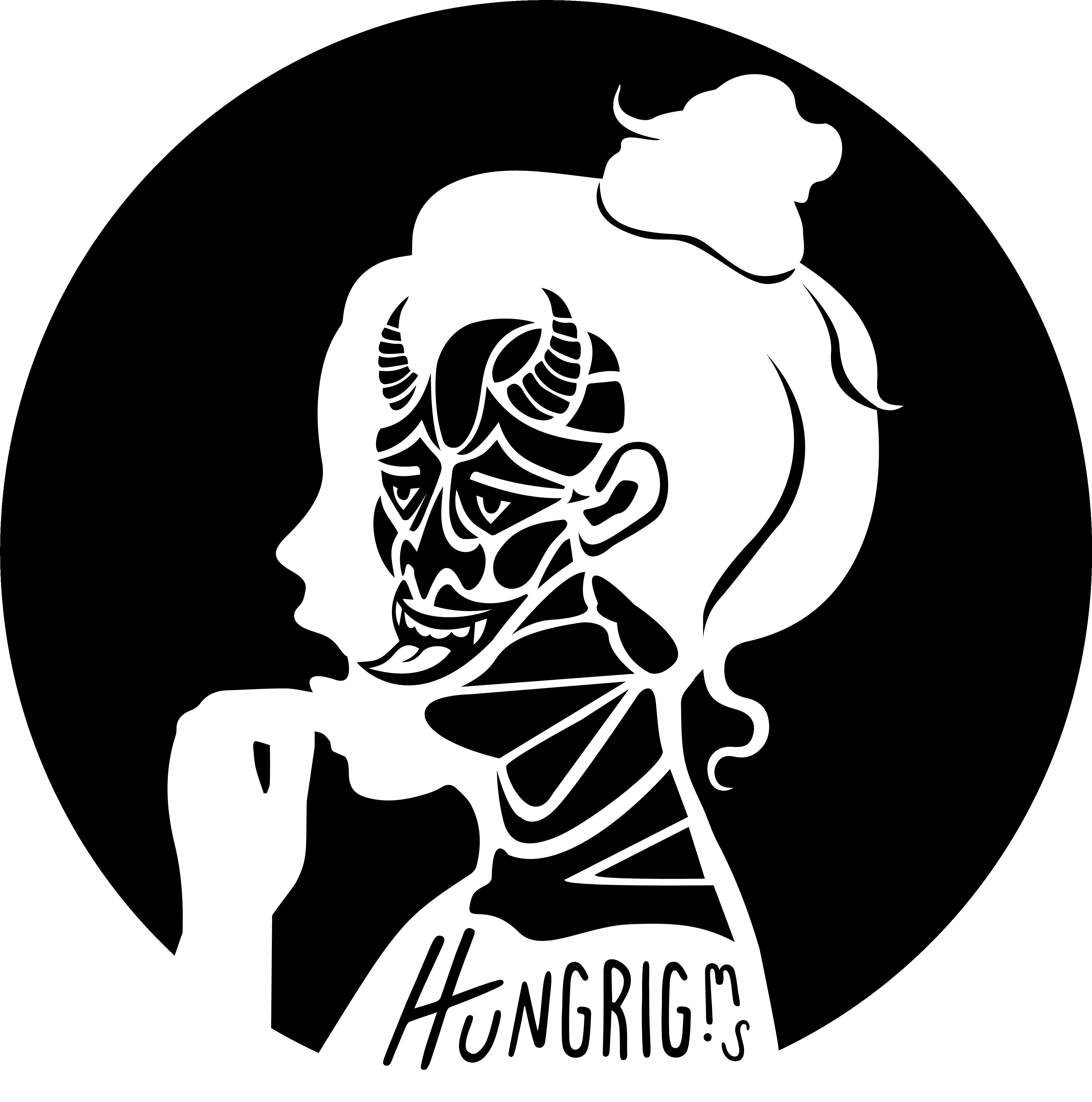 Hungrig.ms-Lieferdienst-Logo